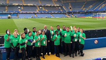 Chelsea Football Club collaborent avec Sky Ocean Rescue