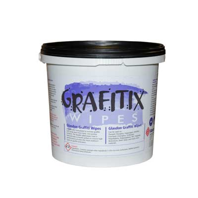 Lingettes anti-graffiti Grafitix™